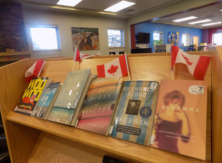 Check out these titles from the Canada Reads Longlist at HHPL