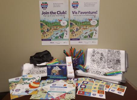 TD Summer Reading Program Launch