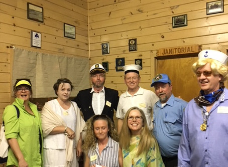Murder Mystery Fundraiser - It's that time of year again!