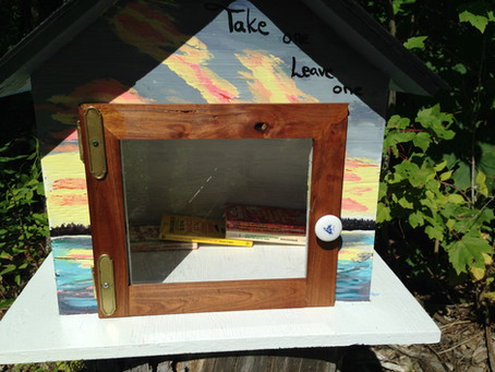 HHPL's Little Free Library Initiative
