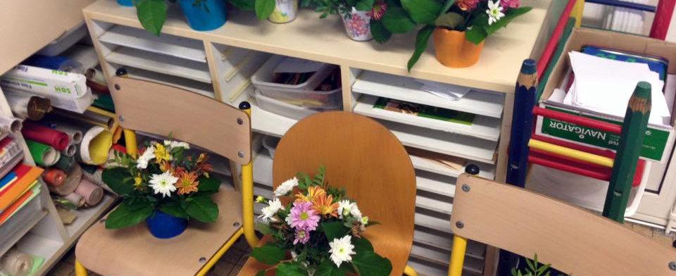 Collectivités Kids Création Fleur