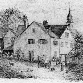 Rheinbergers Geburtshaus