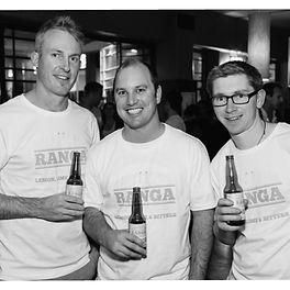 Ranga Alcoholic Ginger Beer Founders
