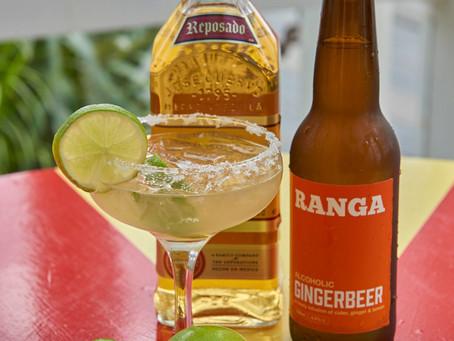 Gingerbeer Margarita