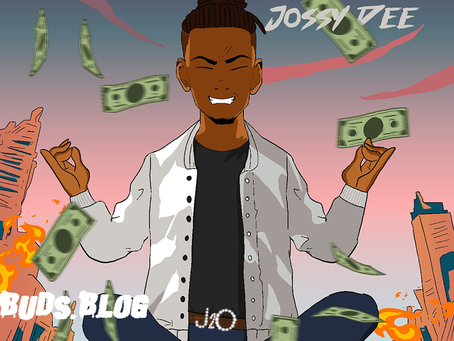 """Jossy Dee: """"I'm unveiling the title of my project, that's EarBuds love!"""""""