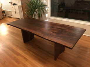 Book Match Dining Table