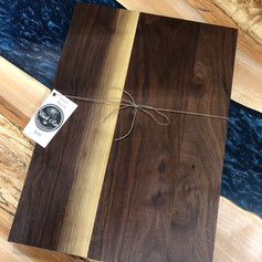 Walnut Charcuter Boards