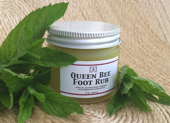 Queen Bee Foot Rub