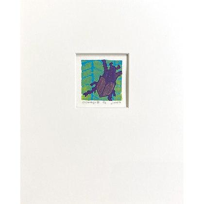 Print, Escarabajo III