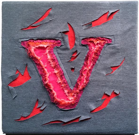 V is the Violence