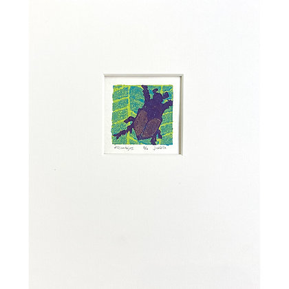 Print, Escarabajo I