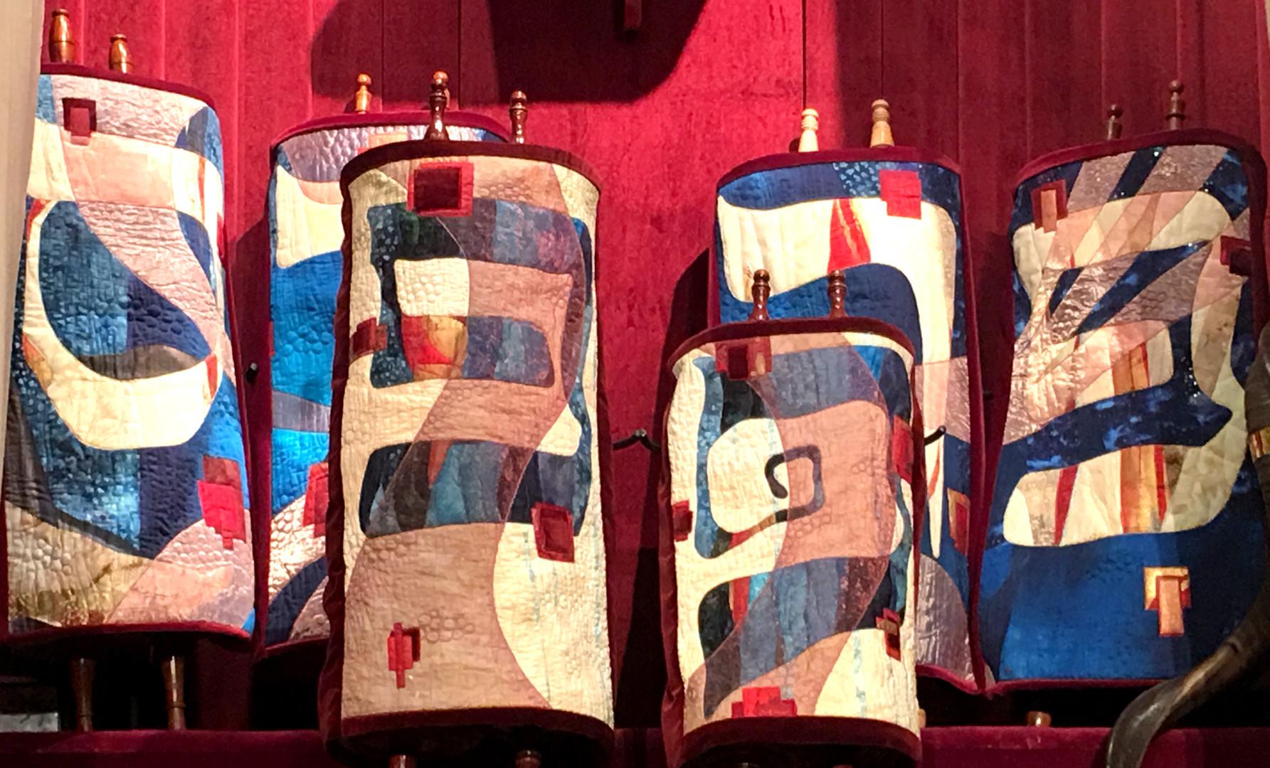 Torah Covers