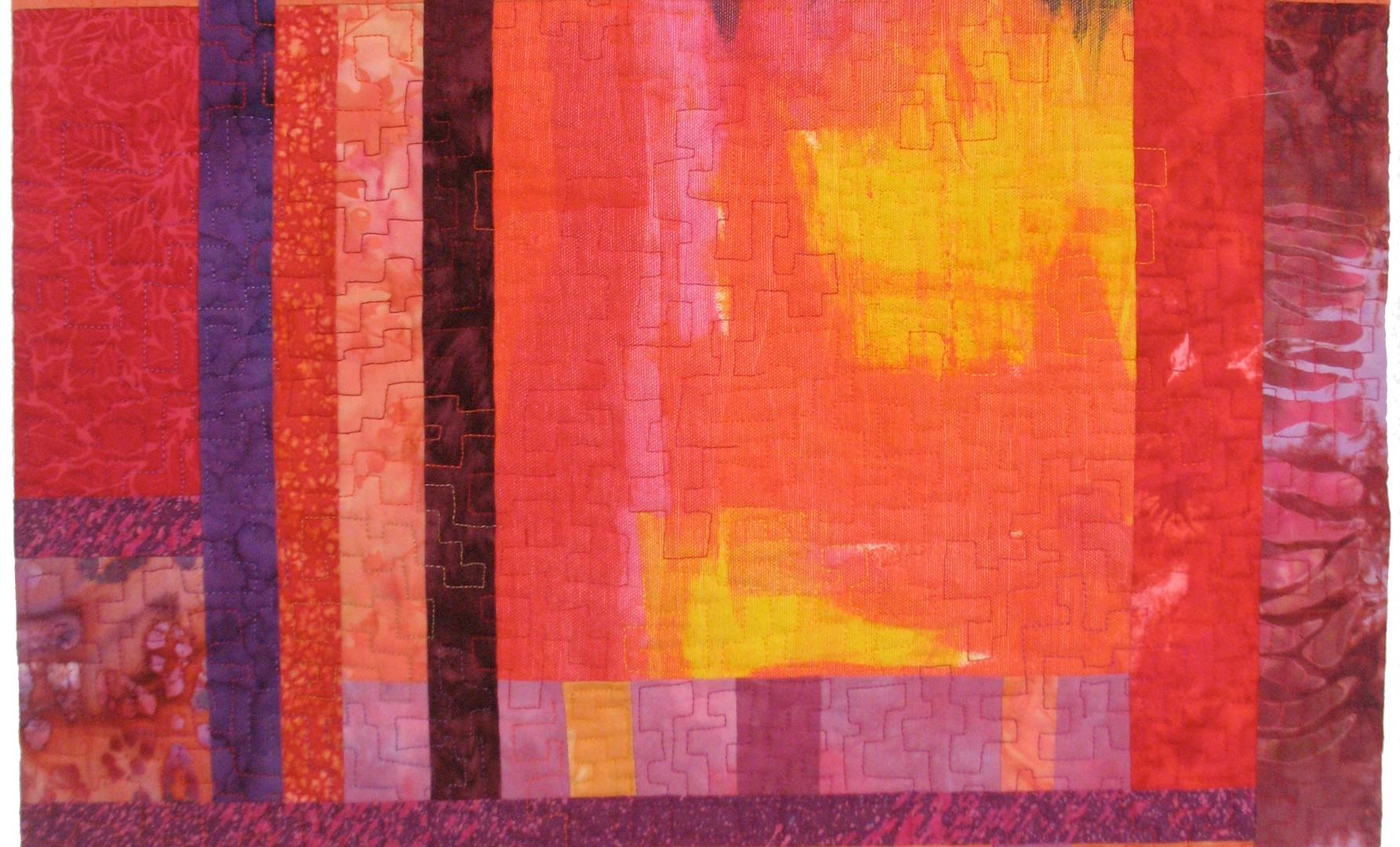 Color Block II Hot