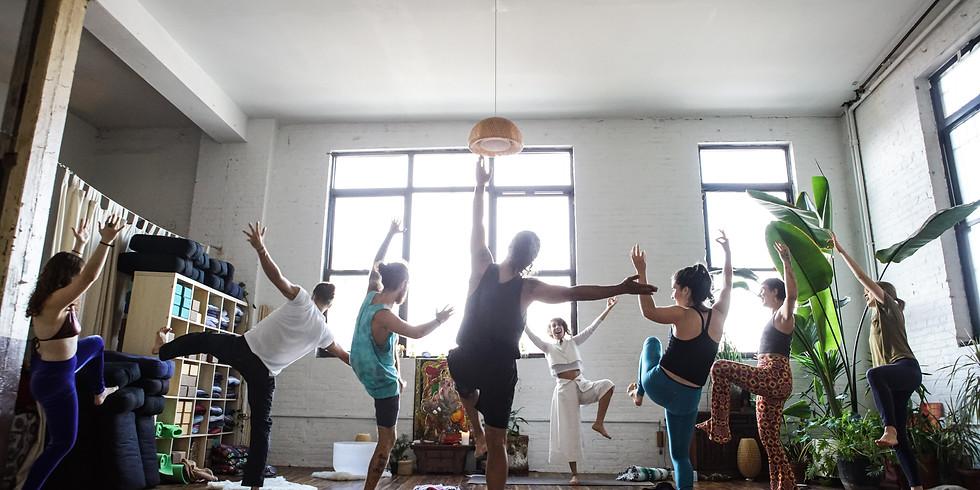 Energizing Kundalini Yoga & Meditation