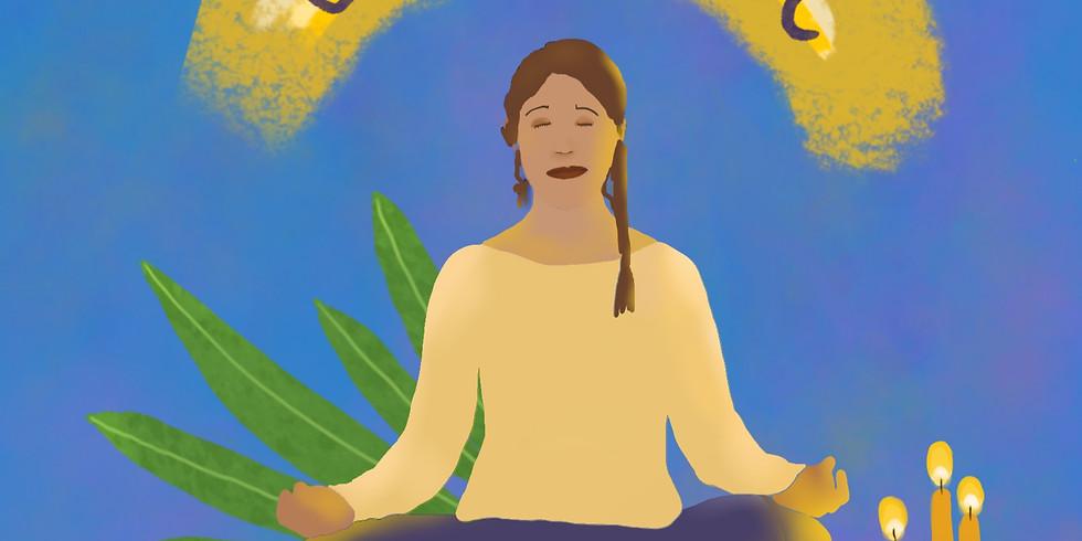Gratitude Workshop ::  Yoga followed by Cook-Along