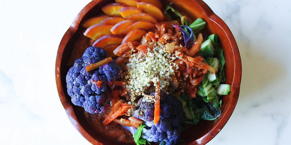 Rest & Digest - Yin Yoga followed by Live Cook Along Class