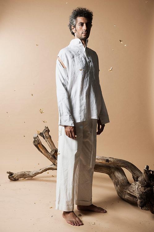 Organic Linen Sun Tunic