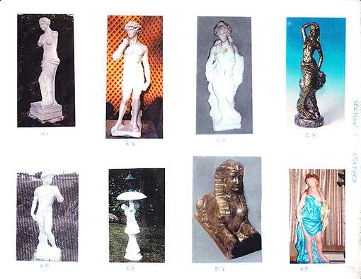 Statues Grec - Sphink ....jpg