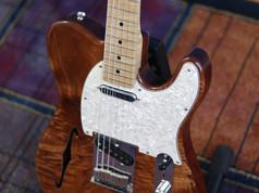 Semi-Acoustic Electric Guitar