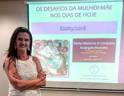 palestras para empresas maternidade família