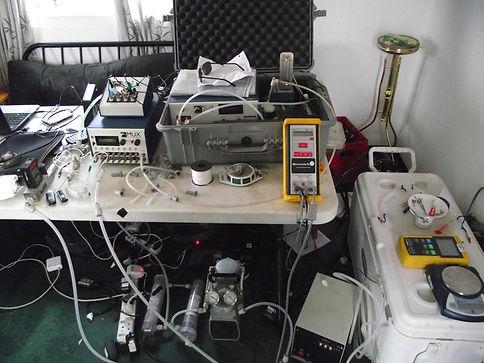 Respirometry, fieldwork, Andrew McKechnie lab, metabolic, hot birds
