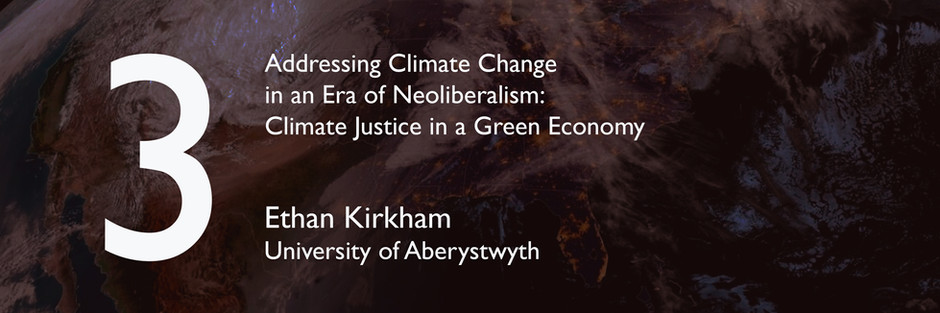 3rd Place Dissertation Award 2020 Ethan Kirkham