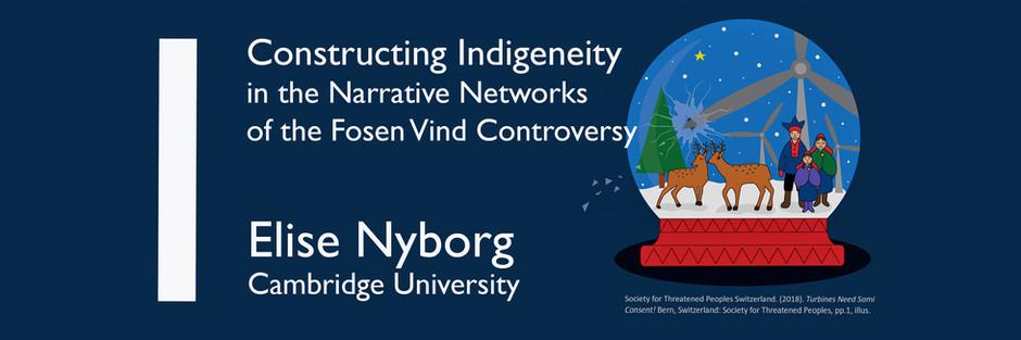 1st Place Dissertation Award 2020 Elise Nyborg