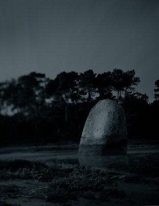 Pennglaouic Menhir-2—Moonlight