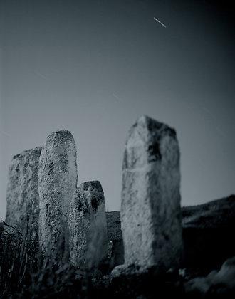 Tel Gezer Stones—Moonlight