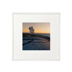 Blackhead Lighthouse sunset