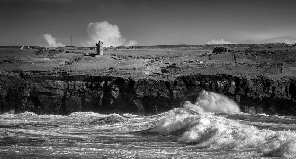 Doonagore Storm, Cliffs of Moher
