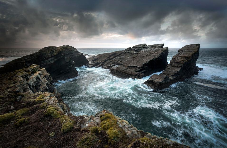 Cliffs at Baltard, Doonbeg