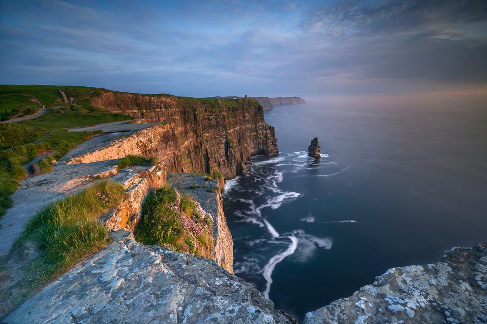 Summer Cliffs