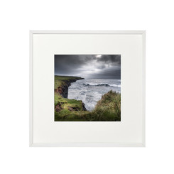 Doolin Cliffs storm