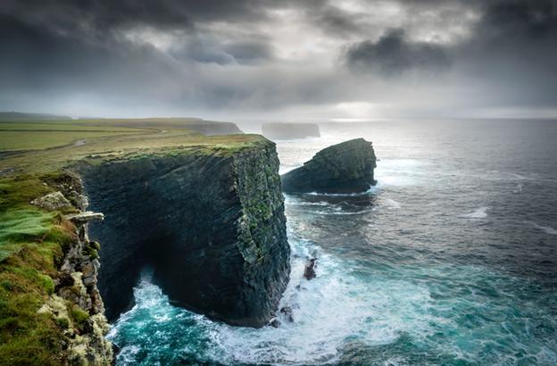 Kilkee Cliffs-1