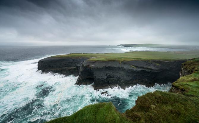 Kilkee Cliffs - 3