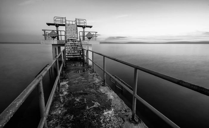 Blackrock pier, Salthill