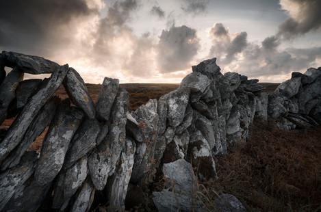 A Burren Wall