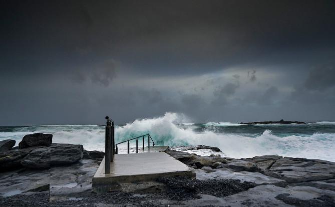 Doolin Storm