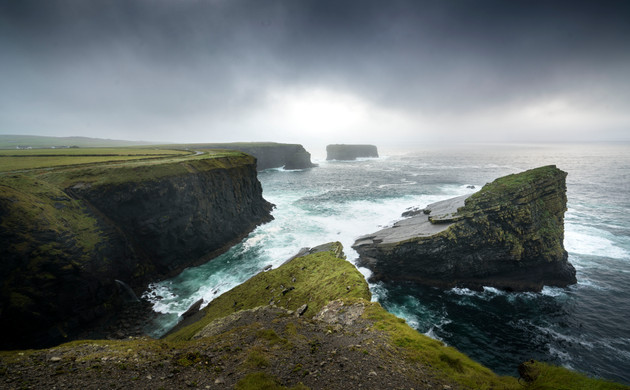 Kilkee Cliffs-2