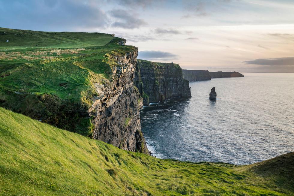 The Green Cliffs