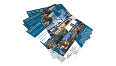 Free flyer brochure for real estate listing photos