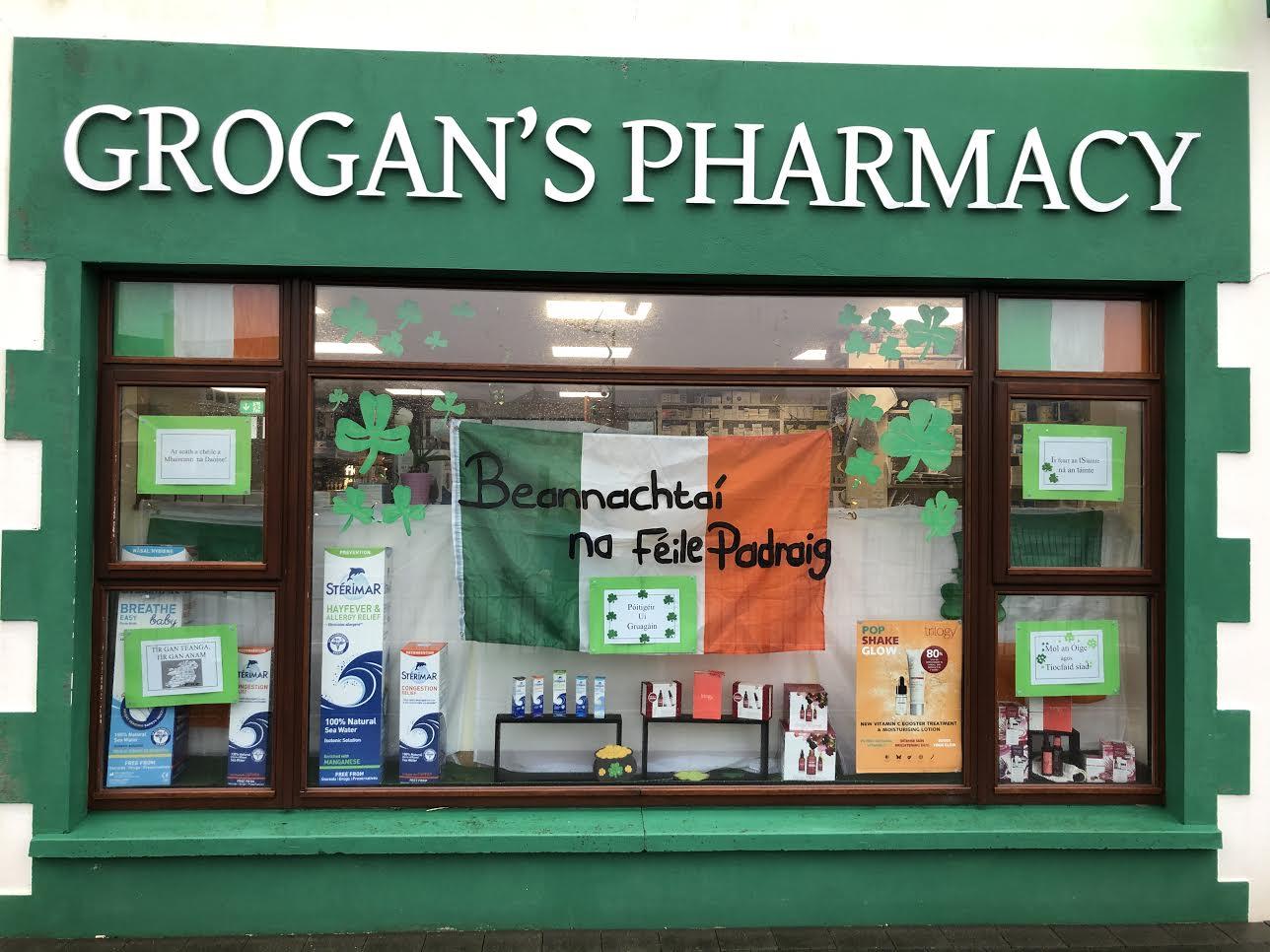 Tigh Uí Ghrogáin