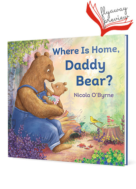 Look Inside Where Is Home, Daddy Bear?