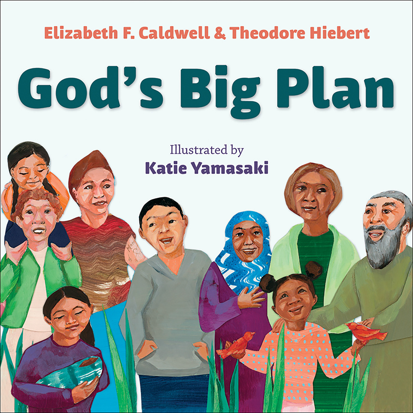 God's Big Plan (Board Book)