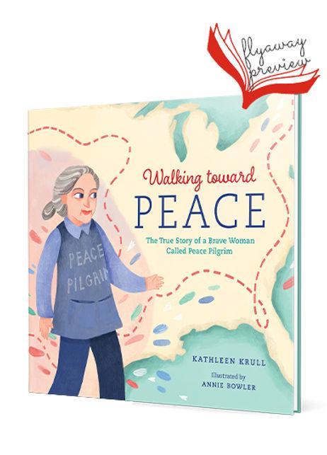 Look Inside Walking toward Peace