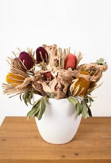 Dried Floral Arrangments