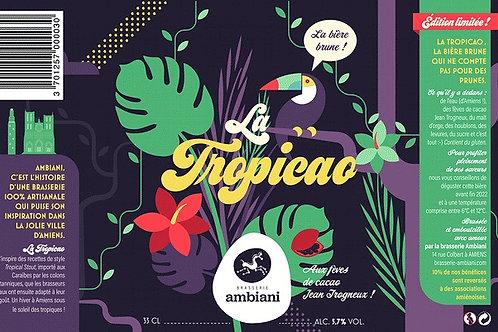 La Tropicao - bouteille 33cL