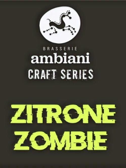 Zitrone Zombie - Weizenbock - 12 x 33cL
