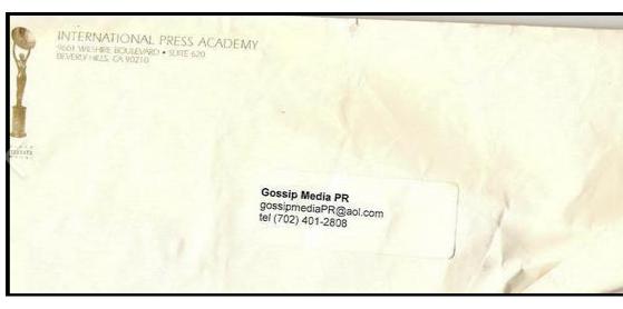 1st Major Media Credential